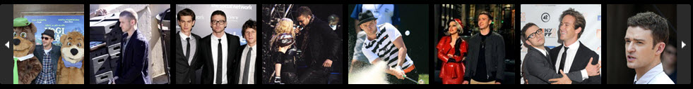 Justin Timberlake Photos: Man Candy Mondays