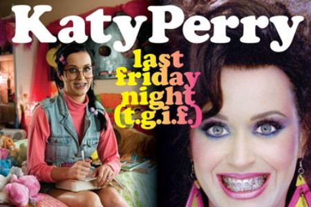 Katy Perry's Last Friday Night (TGIF) could help her break records