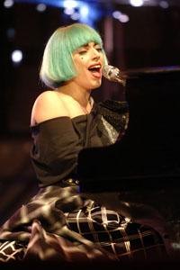 Lady Gaga sad over Clarence Clemons