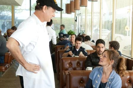 tom hanks castaway diet. Tom Hanks and Julia Roberts in