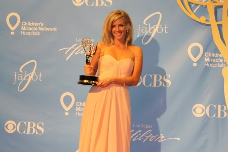 Laura Wright wins at the Daytime Emmys