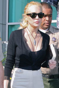 Lindsay Lohan did not violate her probation