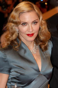 Madonna stages comeback
