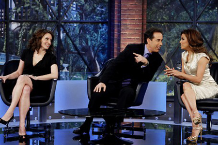 The Marriage Ref, Jerry Seinfeld, Eva Longoria and Tina Fey