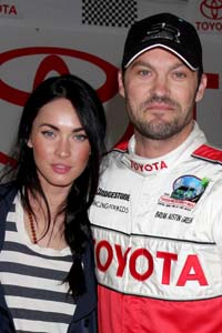 Megan Fox says Brian Austin Green cries too much