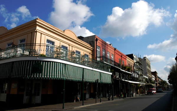 New Orleans bachelorette party destination