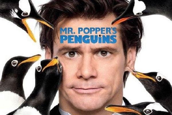 Mr. Popper's Penguins Movie Review