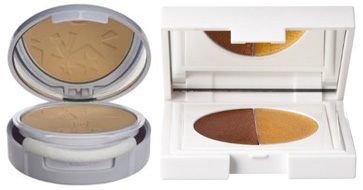On the go face beauty products