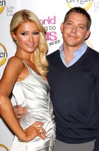 Paris Hilton & Cy Waits split