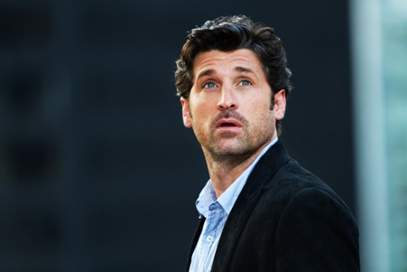 Patrick Dempsey shocks in Transformers Dark of the Moon