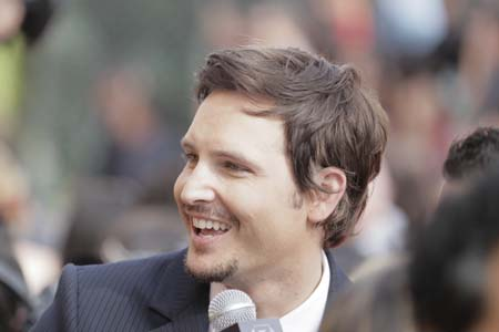 Peter Facinelli at the 2011 MTV Movie Awards