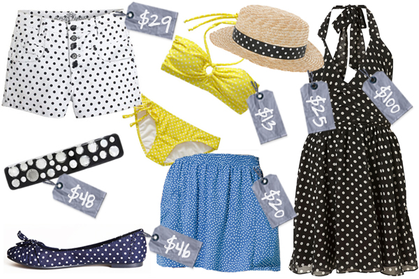 Pretty little things - polka dots