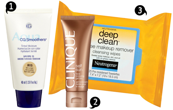 Quick beauty products
