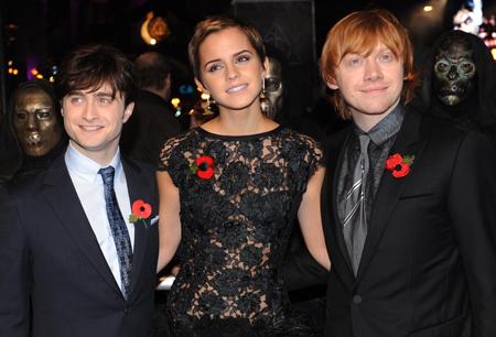 emma watson kissing rupert grint. Emma Watson Rupert Grint