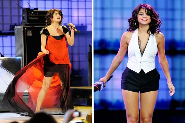 Selena Gomez shines at MMVAs