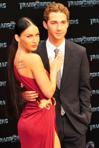 Shia LaBeouf Megan Fox
