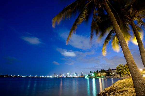 South Beach Miami bacheloratte party destination