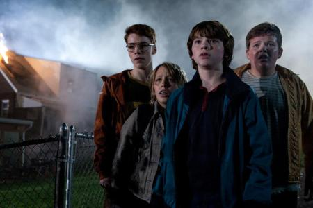 super 8. The kids of Super 8