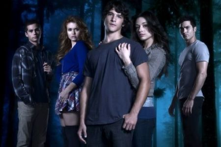 Not your mother's (or your!) Teen Wolf