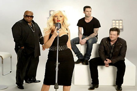 The Voice. We#39;ve watched The Voice