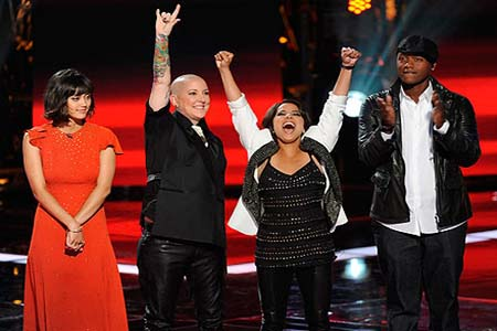 Javier Colon wins The Voice