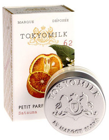 Satsuma Perfume Solid