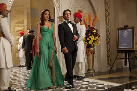 Tom Cruise is back in Mission Impossible: Ghost Protocol