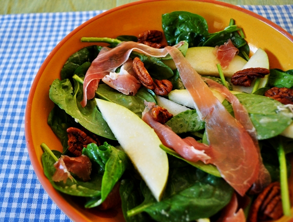 Pears and Prosciutto Make a Great Team