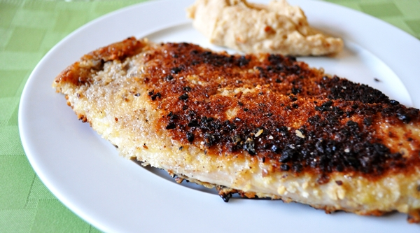 Pecans turn Tilapia into something special