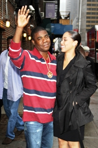 Tracy Morgan: comedy gone bad