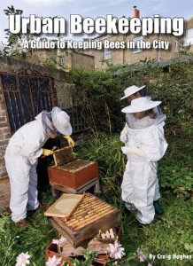 Urban beekeeper