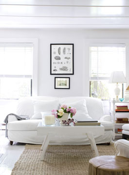 West Elm decor by Alex Bates, photo credit to Country Living