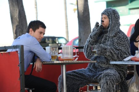 Elijah Woods befriends a pot-smoking dog in FX's Wilfred