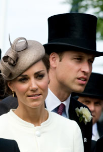 Prince William Princess Kate