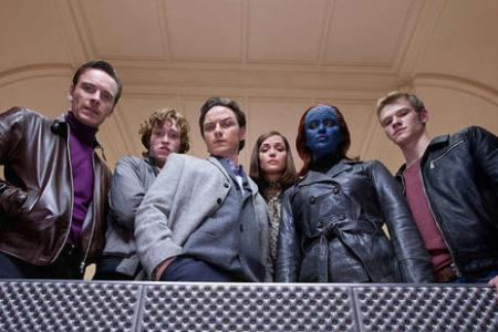 X-Men: First Class has arrived