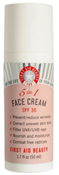 First Aid Beauty 5 in 1 Face Cream