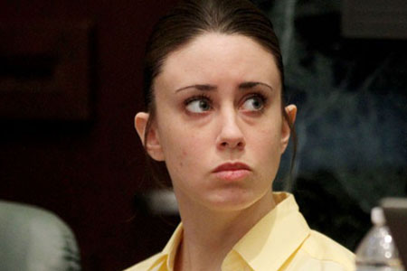 Casey Anthony found not guilty of murdering her daughter