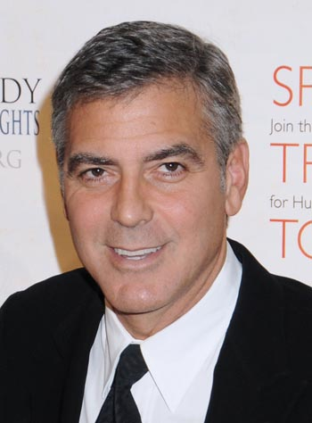 george-clooney-green-celebrity Representing the green cause