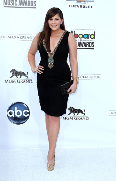 Hillary Scott at the 2011 Billboard Music Awards in Las Vegas
