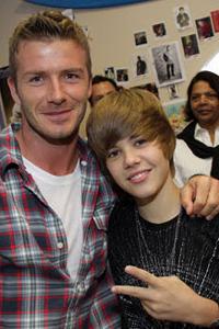 Bieber & Beckhams are BFFs