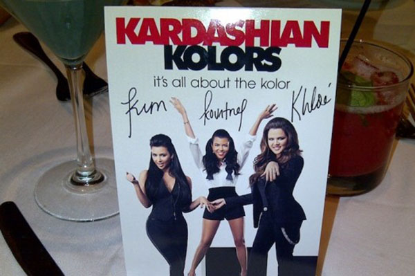 Kardashian Kolors by OPI coming soon