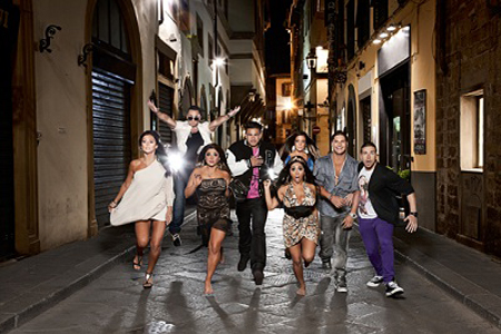 Jersey Shore back on August 4