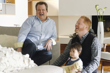 Modern Family may be recasting Lily