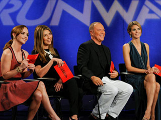 Project Runway Season 9 Episode 1