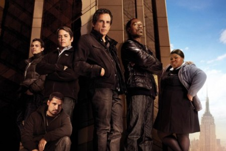 Tower Heist trailer premieres