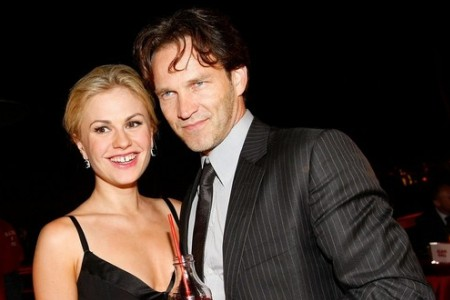 True Blood's Anna Paquin & Stephen Moyer 