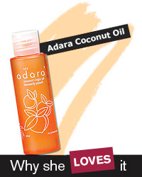 Adara Coconut Oil