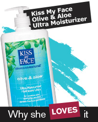 Kiss My Face Olive & Aloe Ultra Moisturizer