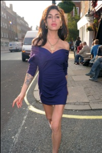 Amy Winehouse dies on 7/23/2011