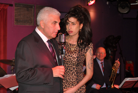 Amy Winehouse's parents speak